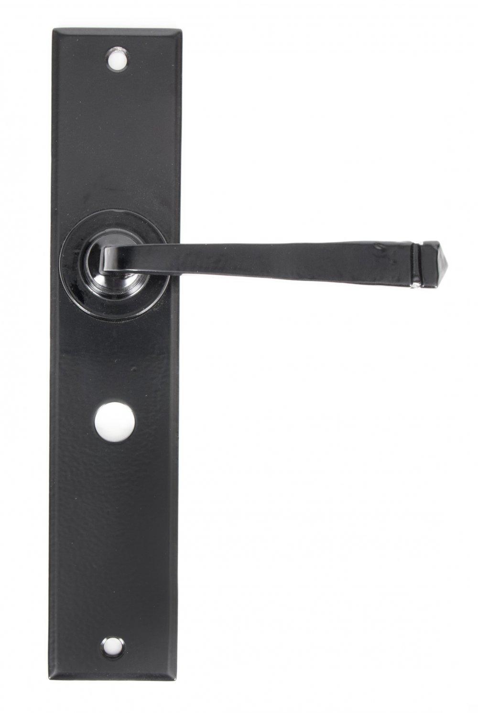 Black Large Avon Lever Bathroom Set image