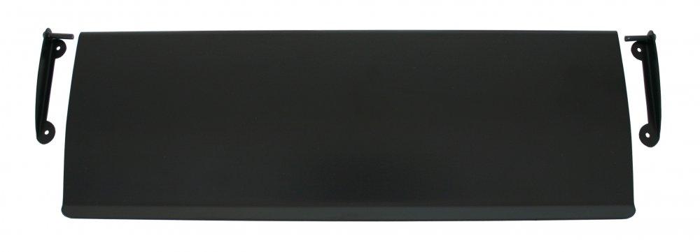 Black Letter Plate Cover image