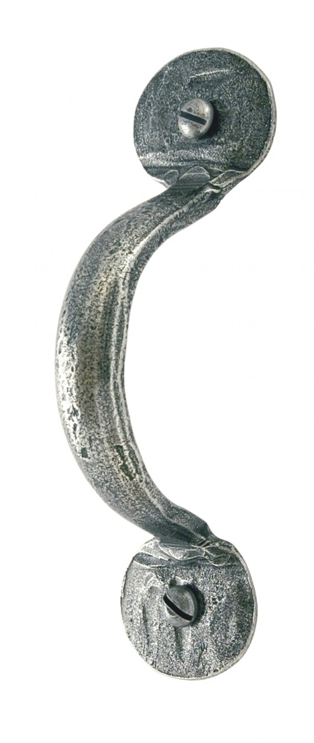 Pewter 4'' Bean D Handle image