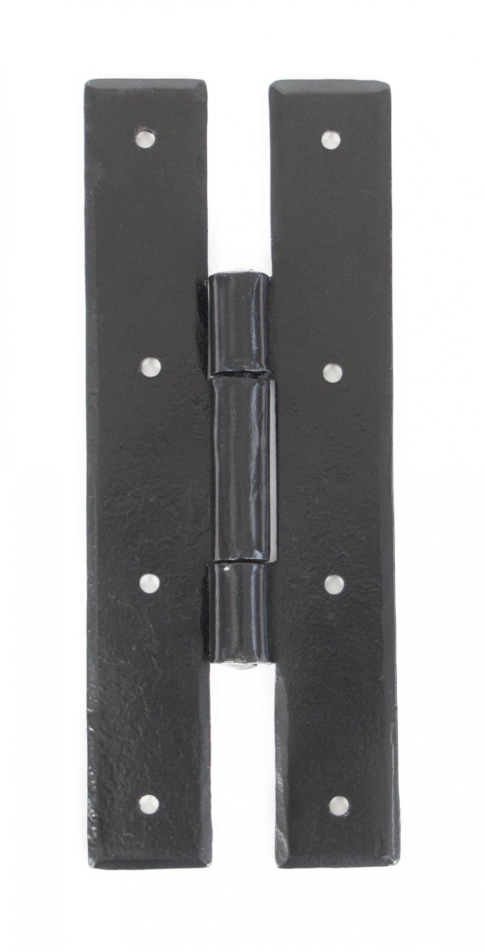 Black 7'' H Hinge (pair) image
