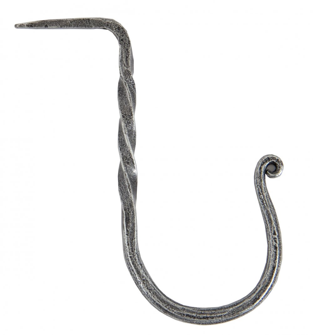 Pewter Cup Hook - Large image