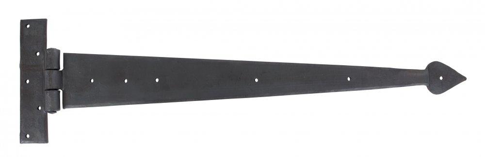 Beeswax Arrowhead T Hinge 22'' (pair) image