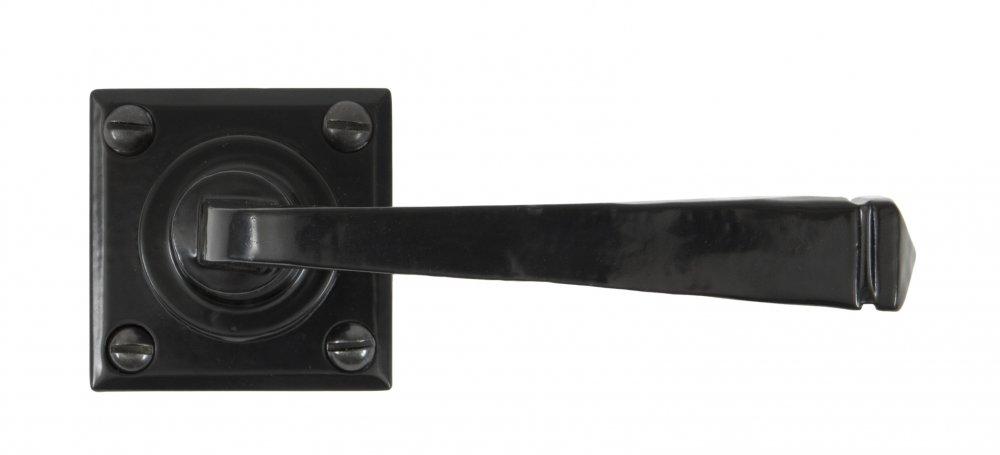 Black Avon Lever on Rose Set Sprung image