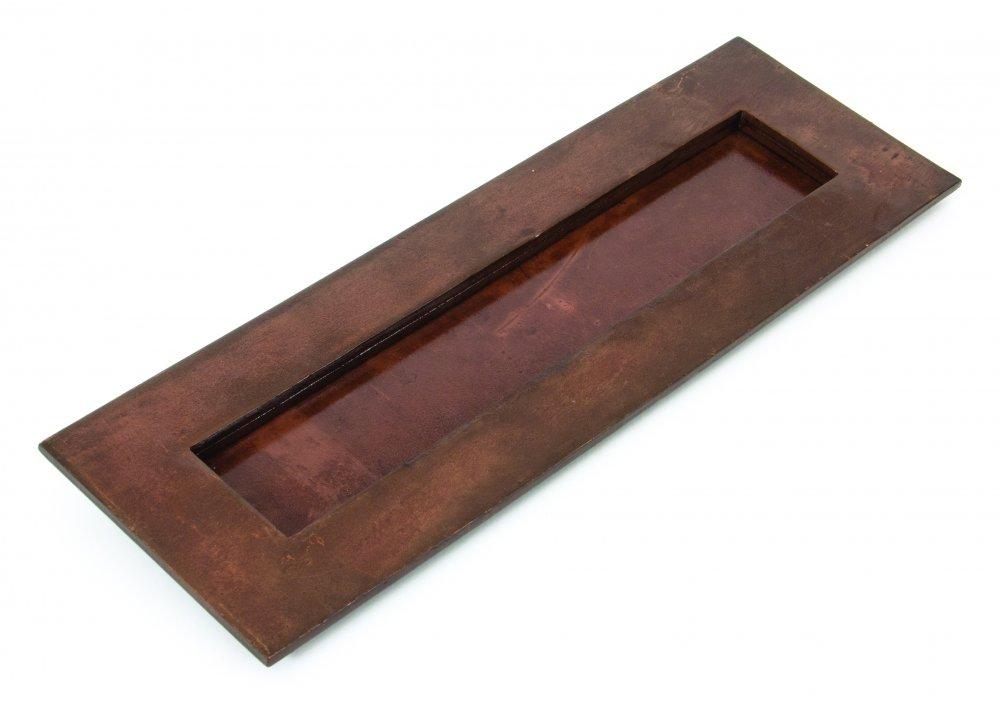 Bronze Letter Plate image