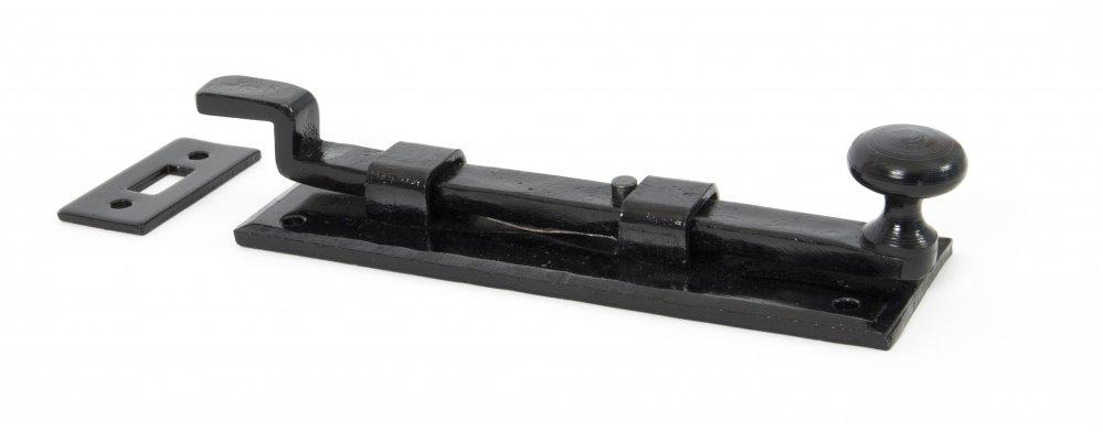 Black 6'' Cranked Knob Bolt image