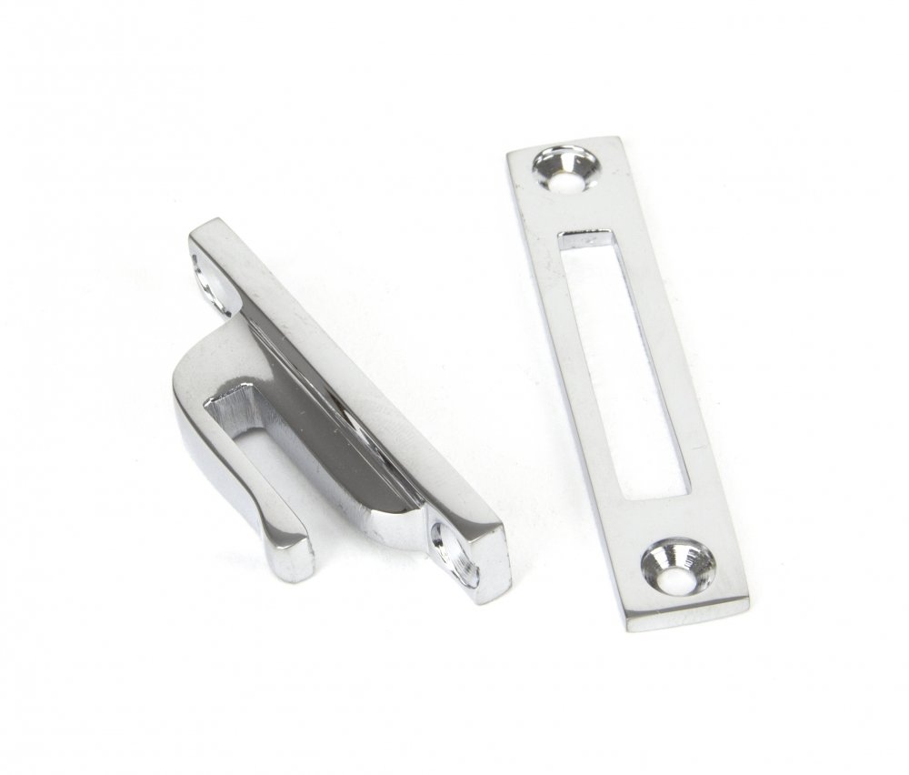 Polished Chrome Locking Newbury Fastener image