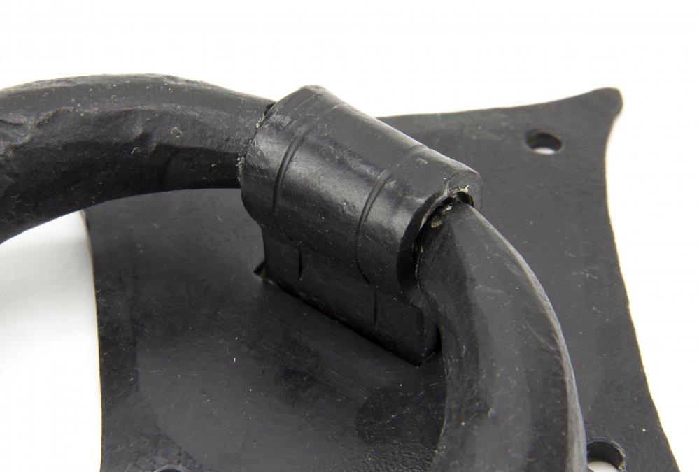 External Beeswax Ring Door Knocker image