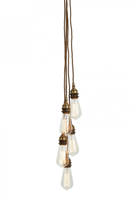 Industrial Cluster Pendant Light Pendant Lighting Grace Glory Home