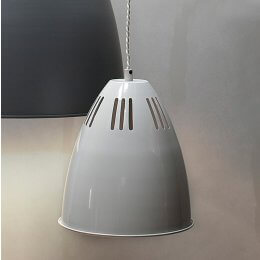 Cavendish Pendant Light - Chalk (Large) - SAVE 70%