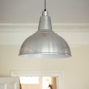 Large Kitchen Pendant Light - Aluminium SAVE 35%