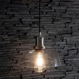 Hoxton Glass Pendant Light - Classic SAVE 15%