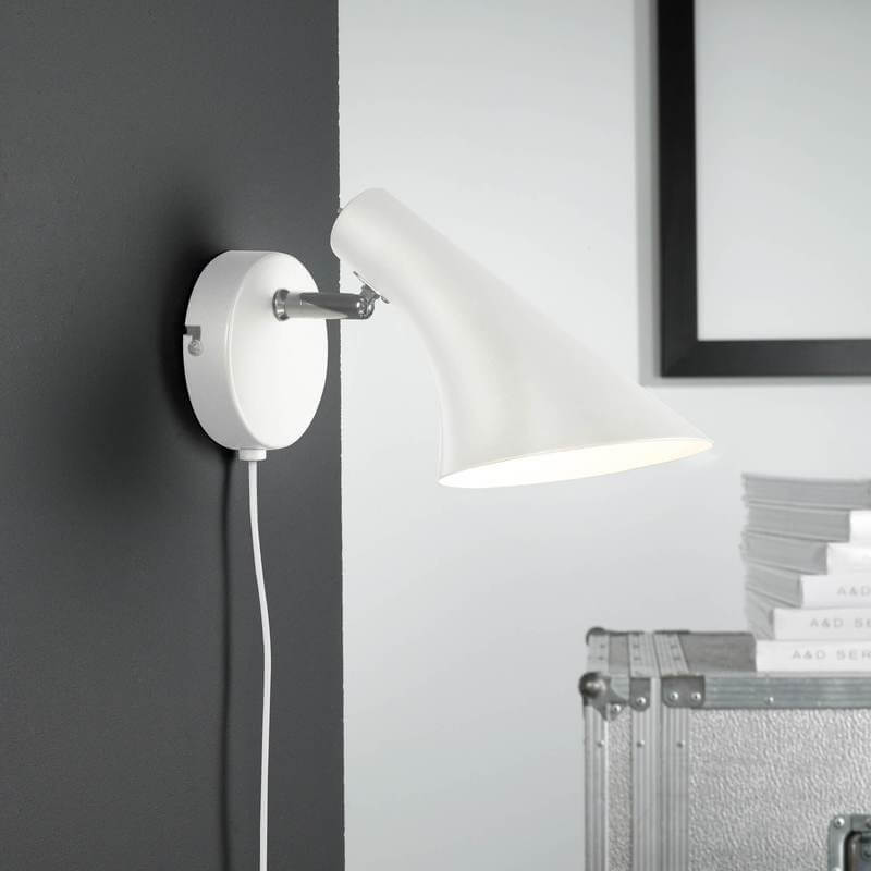 Olso wall light - White