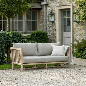 Clovelly 2 Seater Sofa - Acacia