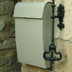 Post Box - Clay