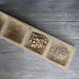 Raki Platter - Mango Wood