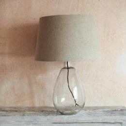 Hand Blown Glass Lamp Base