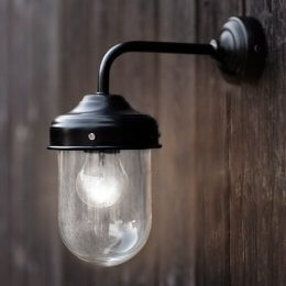 Barn Light - Black save 15%