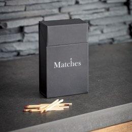 Matches Box - Carbon