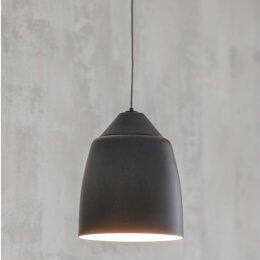Matt Black Bathroom Pendant Light