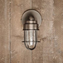 Shipyard Down Light - Aged Iron save 25%