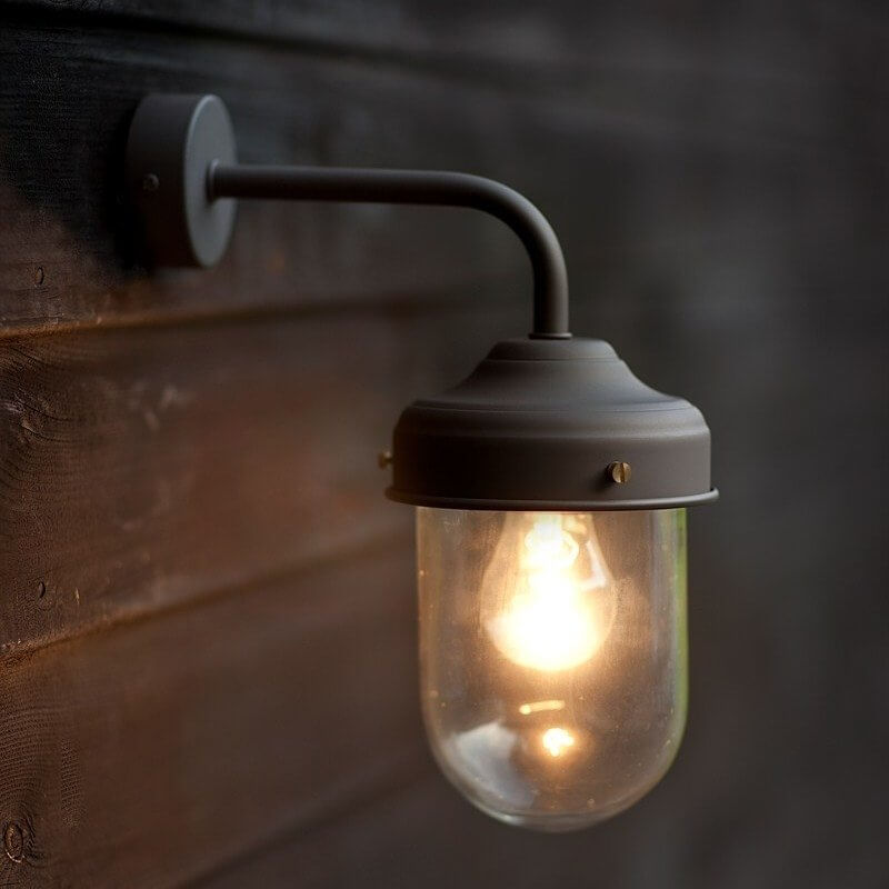 Barn Light - Coffee Bean