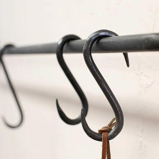 S Hooks - Set of 4