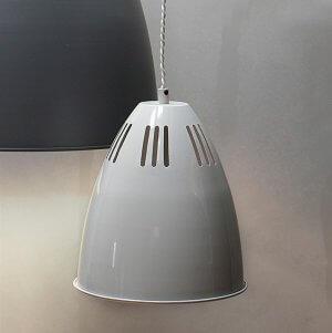 Cavendish Pendant Light - Chalk (Large) - SAVE 70%