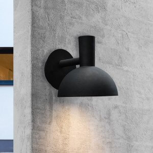Arnold Wall Light - Black