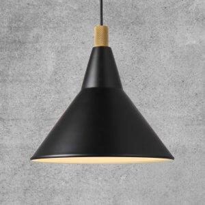 Nordy Pendant Light - Black