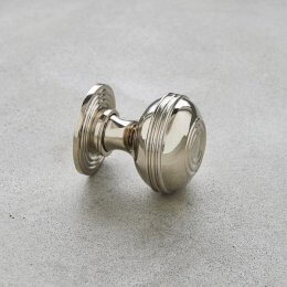 Regency Prestbury Cabinet Knob - Polished Nickel