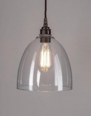 Drop Glass Pendant Light