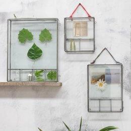 Zinc Display Boxes