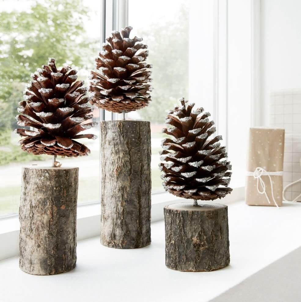 Pinecone Trees - save 60%