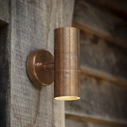 Up & Down Light - Raw Copper SAVE15%