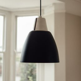 Noah Pendant Light - Black save 30%