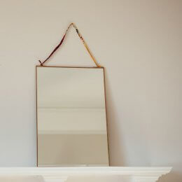 Mirror - Copper