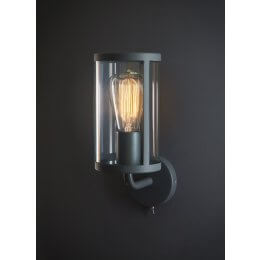 Cadogan Wall Lamp - Charcoal