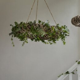 Large Hanging Wreath