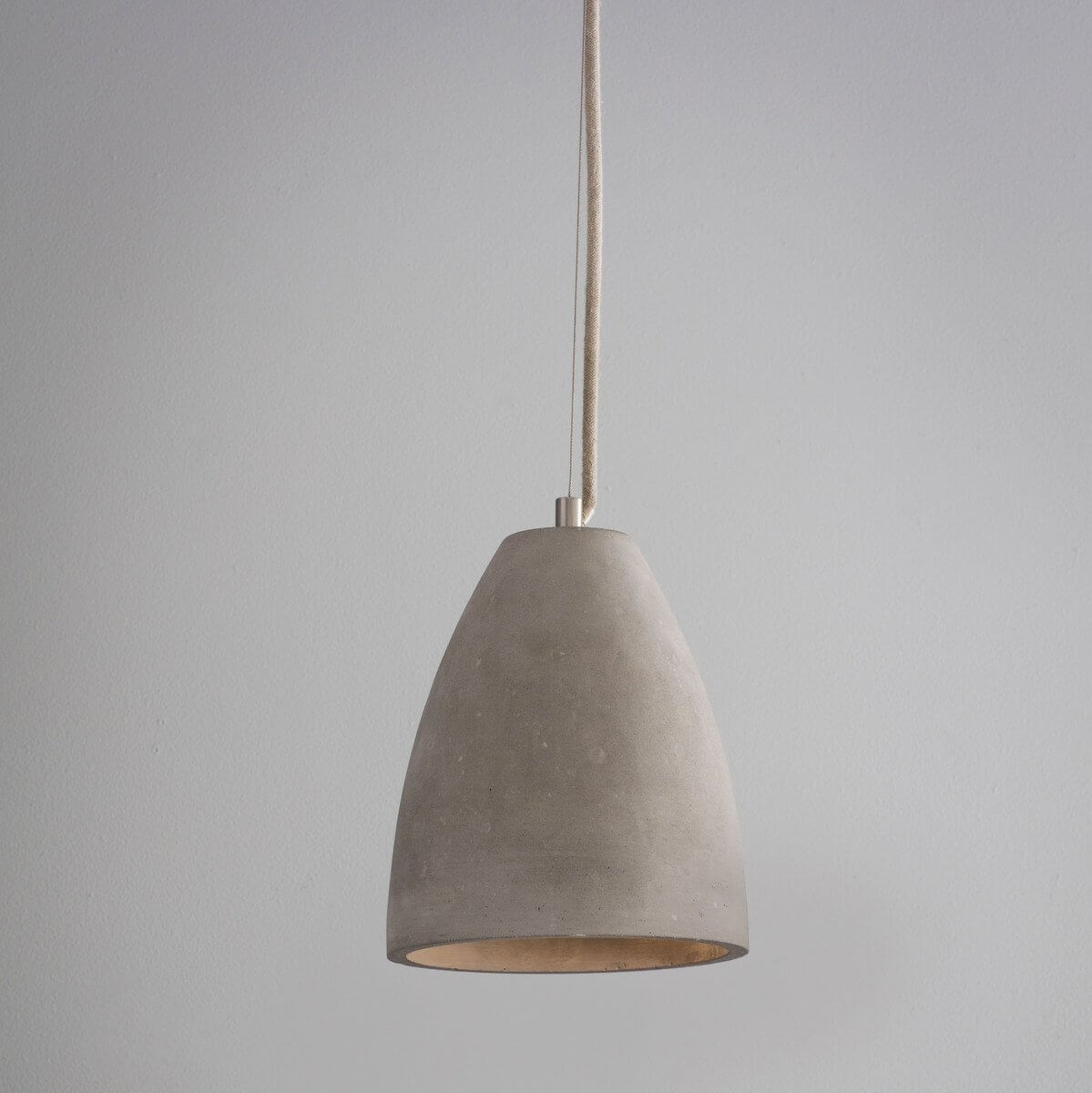 Concrete Dome Pendant Light SAVE 15%