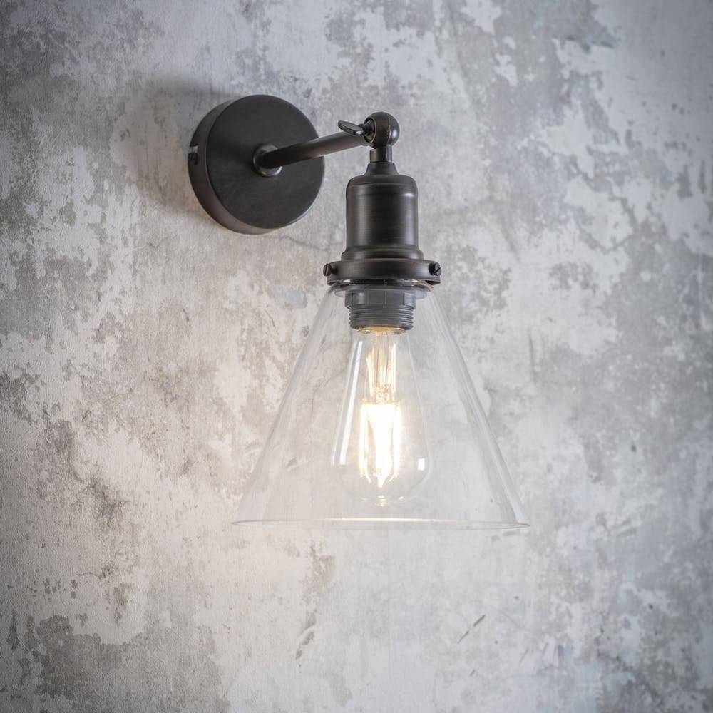 Cone Wall Light