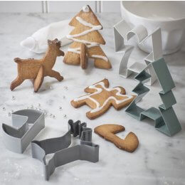 Christmas Cookie Cutters - SAVE 50%