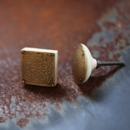 Brass Cabinet Knob - Ekuri