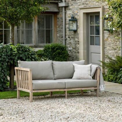 Clovelly 2 Seater Sofa - Acacia