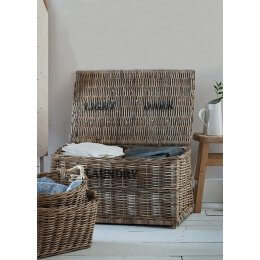 Laundry Hamper  - Light & Dark