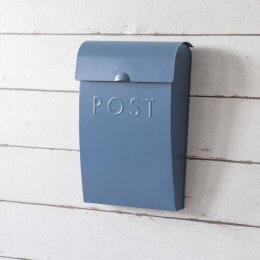 Post Box - Blue