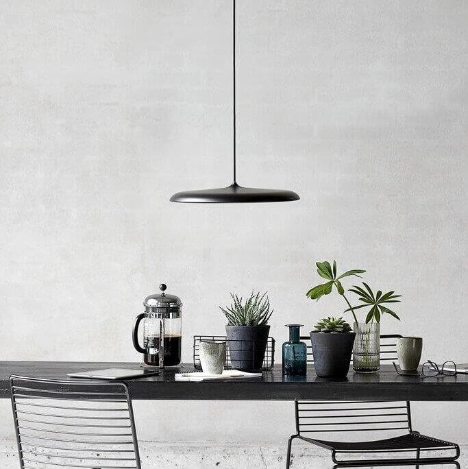 Artist 40 Pendant Light - Black