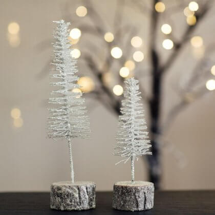 Sparkly Christmas Tree - save 70%