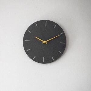 Devon Clock - Slate
