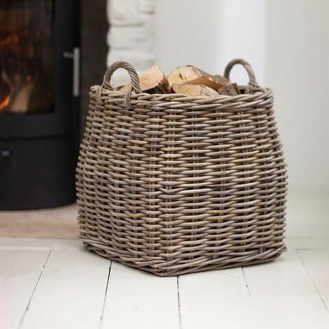 Log Basket - Tapered