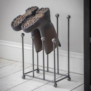 Steel Welly Rack